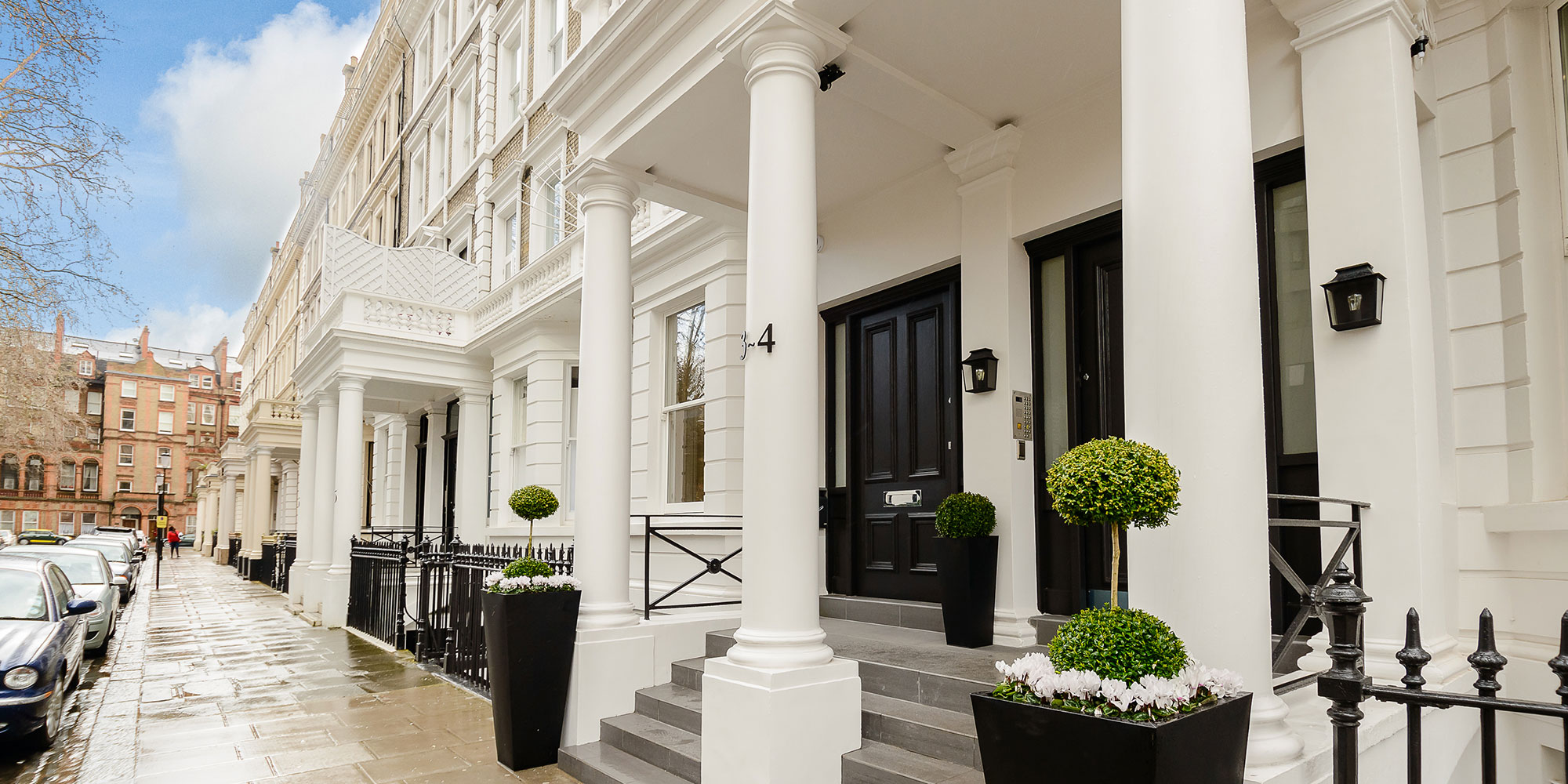 luxury short stay serviced apartments in kensington