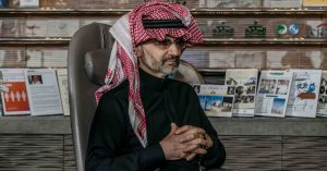 Billionaire Saudi Prince Reveals Secret Agreement With Government