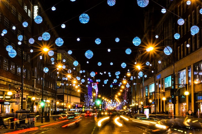 Christmas in London 2019