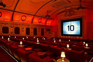 ICONIC CINEMAS IN LONDON