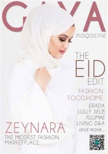 GAVA Magazine Cover